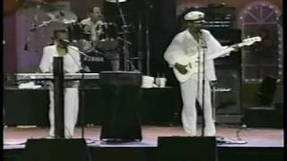 Larry Graham bass, live 1997