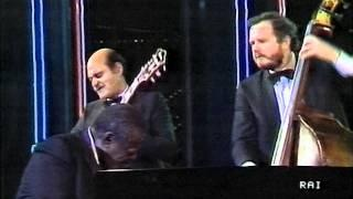Oscar Peterson Trio - Night Child [1985]
