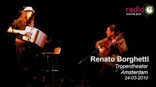 Renato Borghetti - live in Tropentheater - musical battle between accordeon and acoustic guitar