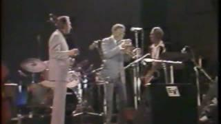CHICAGO JAZZ FEST 1985: Buddy DeFranco, Clark Terry, Charlie Rouse