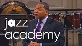 "Part 5: Wynton Marsalis' ""Teaching Music in the 21st Century"""