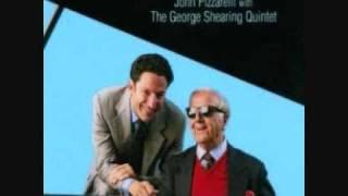 John Pizzarelli with George Shearing - Everything Happens to Me