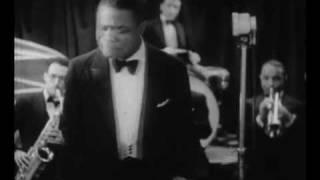 Louis Armstrong In Copenhagen (1933) - HD
