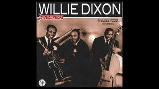 Willie Dixon and Big Three Trio  - Lonesome Blues