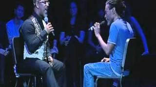 Joey Blake And Bobby McFerrin Vocal Improvisation
