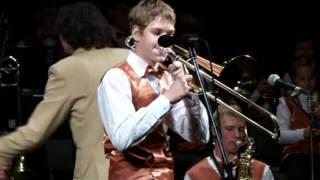 """Rostov Children Big Band - Tchaikovsky's """"March of the Wooden Soldiers"""""""