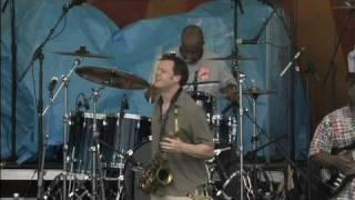 Papa Grows Funk at 2008 New Orleans Jazz&Heritage Festival