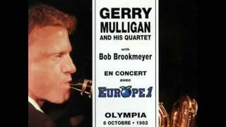 Gerry Mulligan Quartet in Paris - Five Brothers