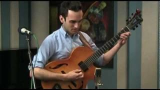 "Julian Lage - ""Li'l Darling"" Live at KPLU"