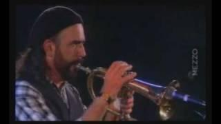 "flugelhorn jazz with Randy Brecker ""Blue Moon"""