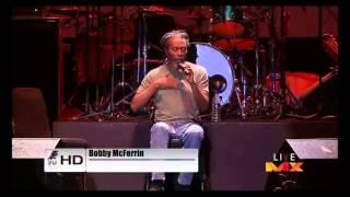 Bobby McFerrin - Java Jazz Festival  Sunday, 4 March 2012