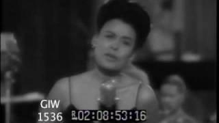 Lena Horne - The Man I Love
