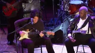 BB King e John Mayer ao vivo (part 1) At Guitar Center's King of the Blues
