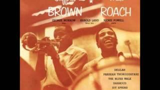 Clifford Brown&Max Roach - Joy Spring