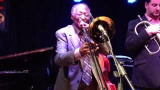 Curtis Fuller Sextet Live Feb.17 2013 - Star Eyes