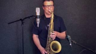 Sax Lesson Chromatic improvisation Anton Delecca tenor sax Learn to play saxophone and sax technique