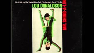Lou Donaldson - the humpback