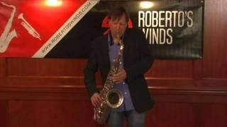 Chris Potter - RW Masterclass DVD Series - Excerpt 1