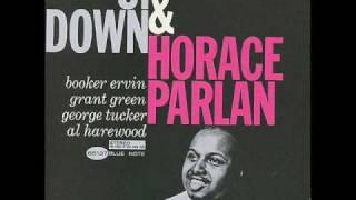HORACE PARLAN, The Book's Beat (Booker Ervin)