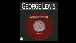 George Lewis - Burgundy Street Blues (1944)