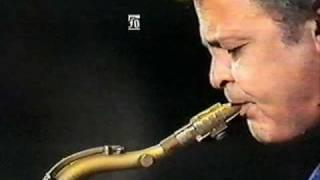 Steve Marcus, tenor saxophone w/ Buddy Rich Big Band clip