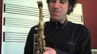 Saxophone_Learn How To Growl!