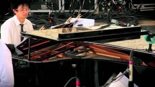 Berklee Global Jazz Ambassadors ft. Adam Cruz - Newport Jazz Festival 2012