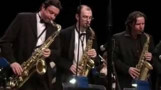 """Tuxedo Big Band  """"9.20 Special"""" """"Broadway"""""""
