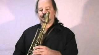 Jazz Saxophone Solo: Rhythm Changes