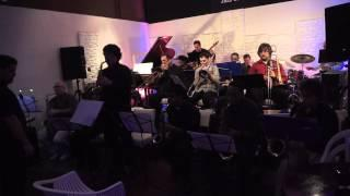 "New York Jazz Academy Big Band:  ""A Night In Tunisia""  (March 22, 2014)"