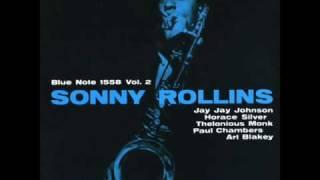 SONNY ROLLINS, You Stepped Out Of A Dream