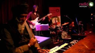 Interview Lonnie Smith - live Radio 6 - Panama Amsterdam