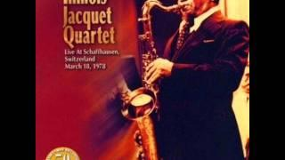 "Illinois Jacquet Quartet ""C Jam Blues"""