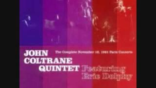 John Coltrane - My Favorite Things, Paris Concert 1/3
