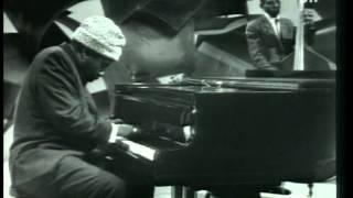 Thelonious Monk - In Baden, Germany 1963