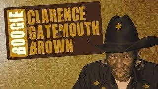 Clarence Gatemouth Brown's Vintage Texas Blues&Boogie