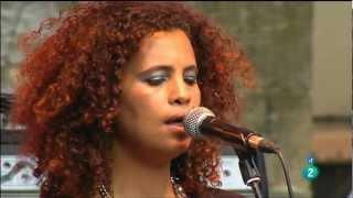 "Neneh Cherry&The Thing ""A Tribute to Don Cherry"" - Heineken Jazzaldia 2012 fragm. 1"