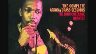 Greensleeves- Africa brass- John Coltrane