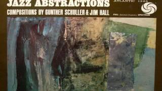Gunther Schuller&Jim Hall - Variants On a Theme of Thelonious Monk (Criss-Cross)