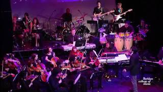 Berklee Performs Moanin' at Quincy Jones Concert