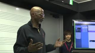 Intl Jazz Day 2014: Production Workshop with TS Monk