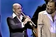 Pete Fountain and Al Hirt encore finale at Wolf Trap 1979