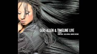 Geri Allen&Timeline - In Appreciation (Jazz music)