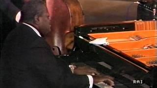 Oscar Peterson Trio - Soft Winds [1985]