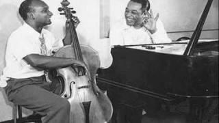 Oscar Pettiford Jazz Band 1953 ~ Blues In The Closet