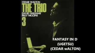 Cedar Walton Trio With Billy Higgins&David Williams