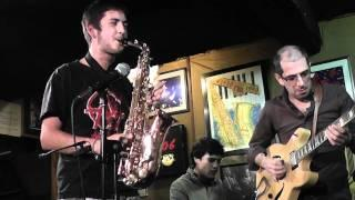 JAM SESSION JAZZ FILLOA - Chameleon (A Coruña, jazz Filloa 25.5.11) [HD]