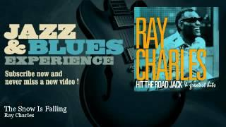 Ray Charles - The Snow Is Falling