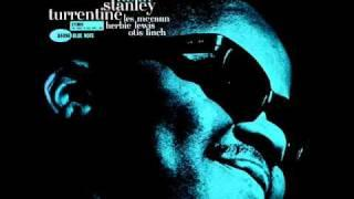 STANLEY TURRENTINE, Soft Pedal Blues (S. Turrentine)
