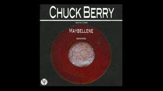 Chuck Berry And His Combo - Maybellene (1955)